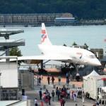 Đến thăm bảo tàng hàng không mẫu hạm Intrepid ở New York